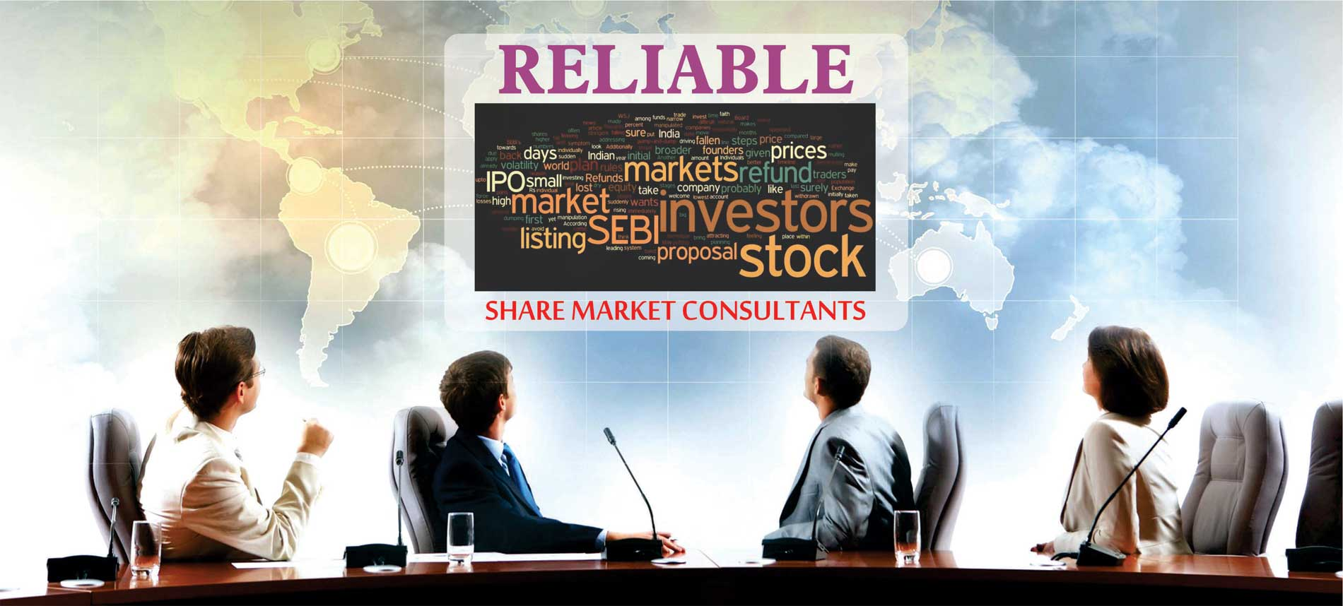 Share Market Consultants